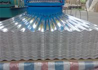 1100 3003 Aluminium Roofing Sheet , Construction Corrugated Aluminum Sheet