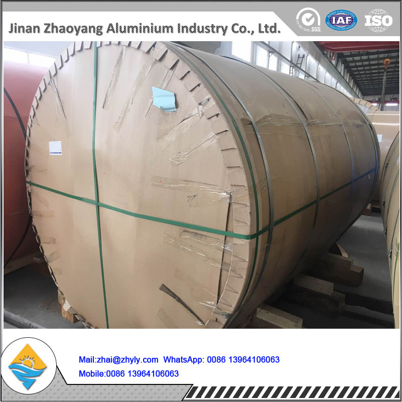 Aluminium Rolls and Coils from China with Super width from 1500mm to 2700mm for Tank and Trailer